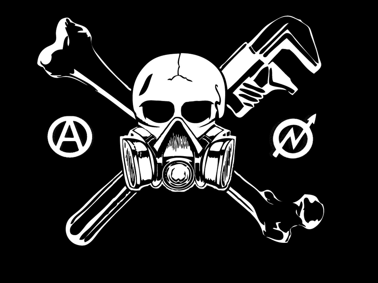 anarchist squatters survivalists who resist state and