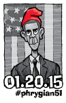 """Untitled, by Mike Flugennock.   Description: This image came from http://www.sinkers.org/.  """"There was a stretch in the '90s and '00s where I stopped putting a copyright 'bug' on my work as a protest against the direction the copyright legal env...   Licensing: Copyrighted by User.   Anti-Politics and Anti-Elections Graphics Directory: Graphics relating to Anti-Politics and Anti-Elections. Keywords: Anti-Elections, Anti-Campaigns, Anti-Candidates..."""